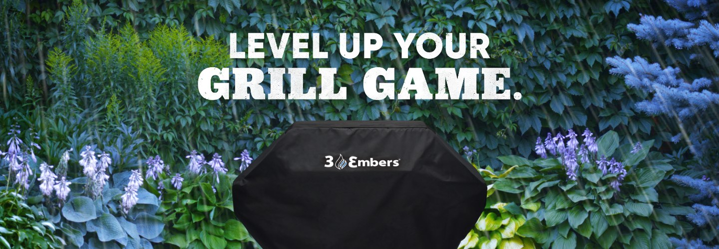 Level up your grill game