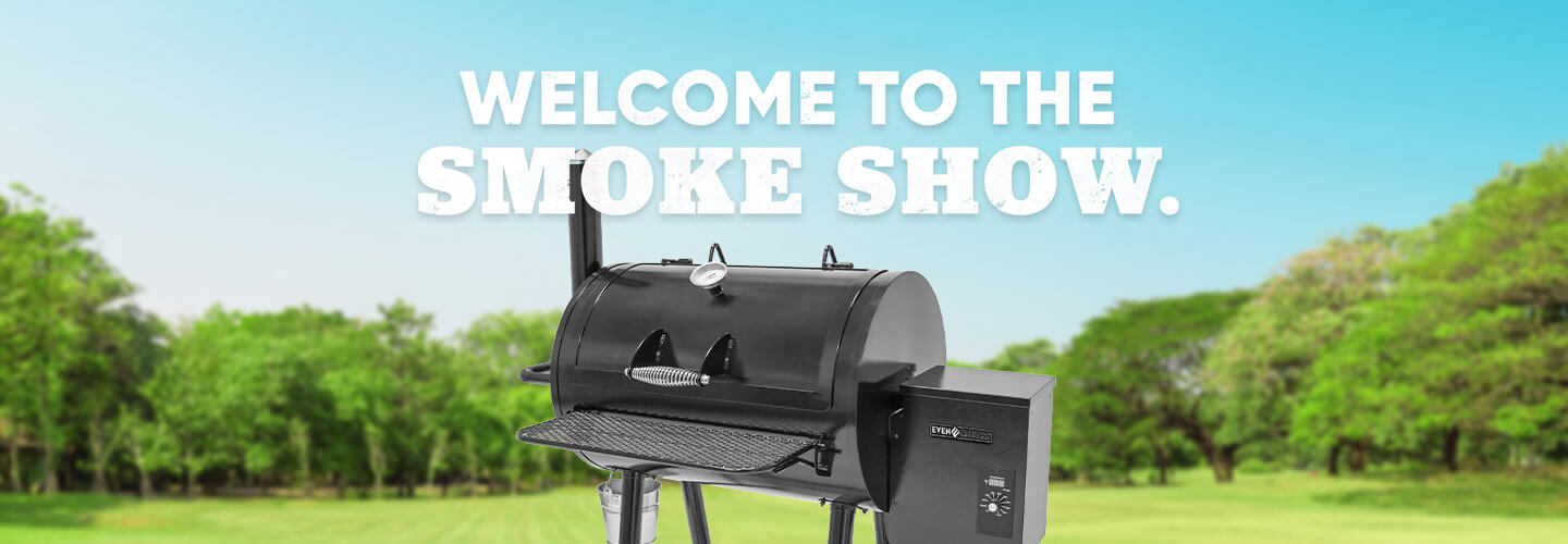 Welcome to the smoke show.